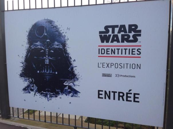 Affiche expo SW
