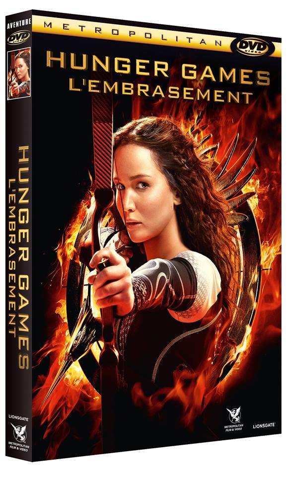 Paru le 25 mars 2014 Réalisé par Francis Lawrence Avec Jennifer Lawrence, Josh Hutcherson, Liam Hemsworth