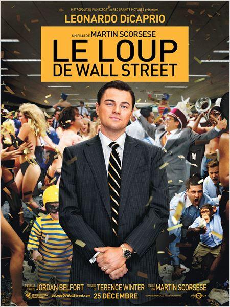 Sortie : 25 décembre 2013 Type : Biopic , Drame , Policier Réalisateur : Martin Scorsese Avec : Leonardo DiCaprio, Jonah Hill, Margot Robbie … Durée : 2H59